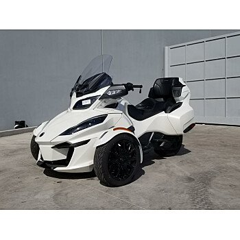 2018 Can-Am Spyder RT for sale 200709813