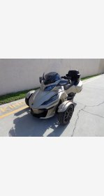 2018 Can-Am Spyder RT for sale 200700654