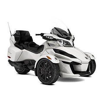 2018 Can-Am Spyder RT for sale 200765950
