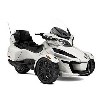 2018 Can-Am Spyder RT for sale 200780807