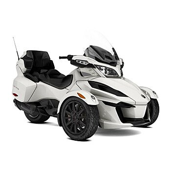 2018 Can-Am Spyder RT for sale 200781750