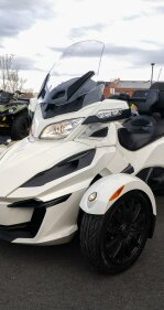 2018 Can-Am Spyder RT for sale 200787076