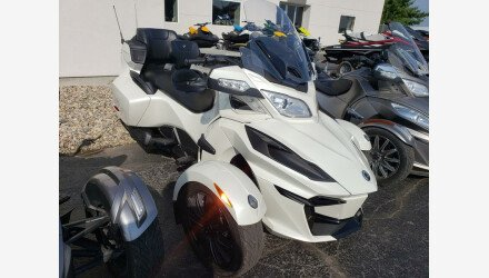 2018 Can-Am Spyder RT for sale 200800008