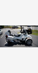 2018 Can-Am Spyder RT for sale 200892237