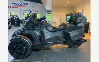 2018 Can-Am Spyder RT for sale 201061687