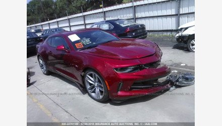 2018 Chevrolet Camaro for sale 101015263