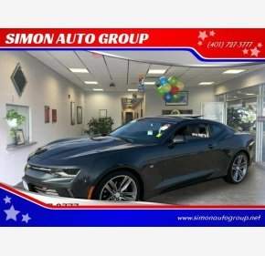 2018 Chevrolet Camaro LT Coupe for sale 101087867