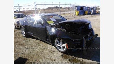 2018 Chevrolet Camaro for sale 101111083