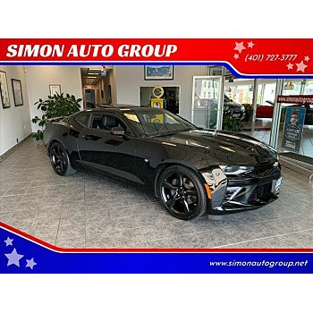 2018 Chevrolet Camaro SS Coupe for sale 101179873