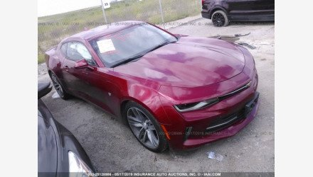 2018 Chevrolet Camaro LT Coupe for sale 101185245