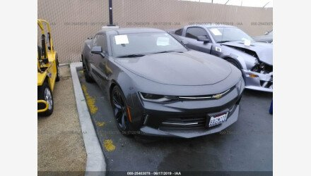 2018 Chevrolet Camaro LT Coupe for sale 101188874