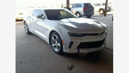 2018 Chevrolet Camaro LT Coupe for sale 101193655