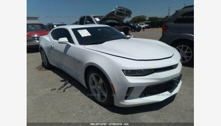 2018 Chevrolet Camaro for sale 101193678