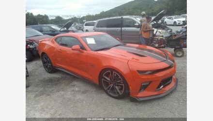 2018 Chevrolet Camaro SS Coupe for sale 101196167