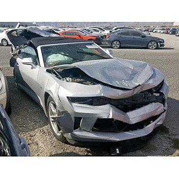 2018 Chevrolet Camaro for sale 101207899