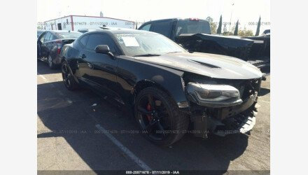 2018 Chevrolet Camaro SS Coupe for sale 101208431