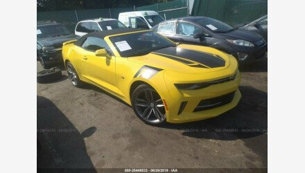 2018 Chevrolet Camaro for sale 101209170