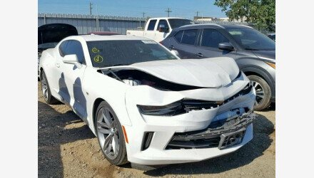 2018 Chevrolet Camaro LT Coupe for sale 101209805