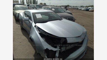 2018 Chevrolet Camaro for sale 101211064