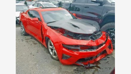 2018 Chevrolet Camaro for sale 101217105
