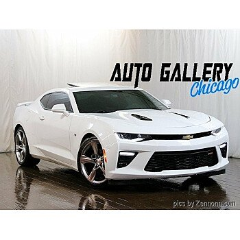 2018 Chevrolet Camaro for sale 101221212