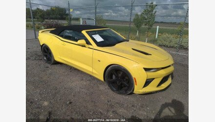 2018 Chevrolet Camaro for sale 101221622