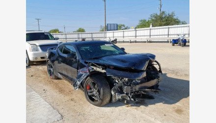 2018 Chevrolet Camaro SS Coupe for sale 101224392