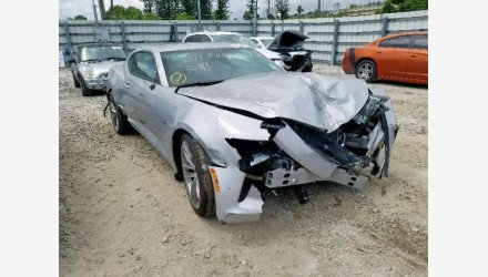 2018 Chevrolet Camaro LT Coupe for sale 101225045