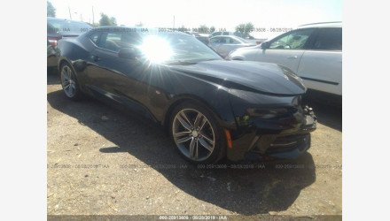 2018 Chevrolet Camaro LT Coupe for sale 101236057