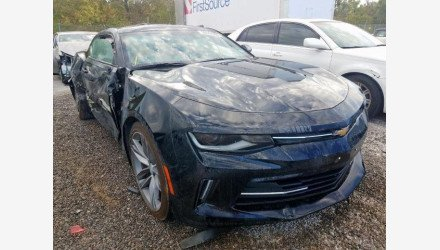 2018 Chevrolet Camaro LT Coupe for sale 101240968