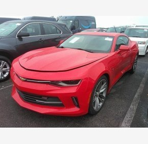 2018 Chevrolet Camaro LT Coupe for sale 101265816