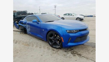 2018 Chevrolet Camaro LT Coupe for sale 101284711