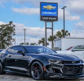 2018 Chevrolet Camaro for sale 101288346