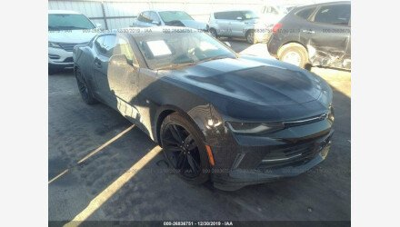 2018 Chevrolet Camaro LS Coupe for sale 101296050