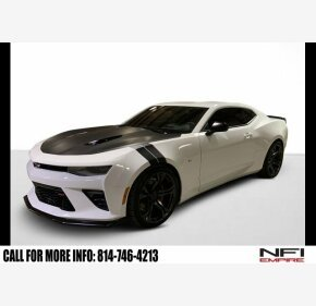 2018 Chevrolet Camaro SS Coupe for sale 101300902