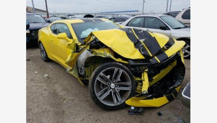 2018 Chevrolet Camaro LT Coupe for sale 101309406