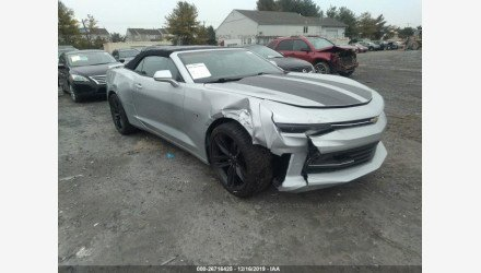 2018 Chevrolet Camaro for sale 101320678