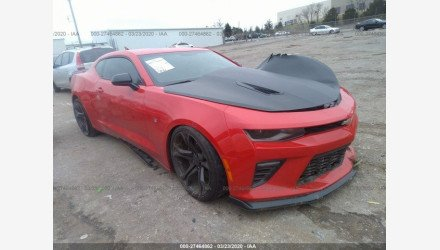 2018 Chevrolet Camaro SS Coupe for sale 101320745