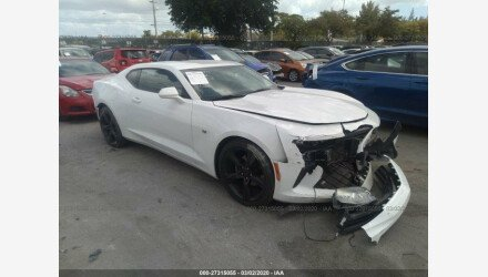 2018 Chevrolet Camaro for sale 101323162