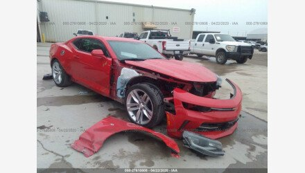 2018 Chevrolet Camaro LT Coupe for sale 101351166