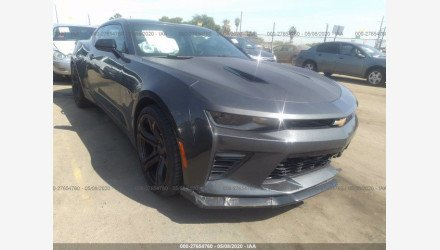 2018 Chevrolet Camaro SS Coupe for sale 101351195