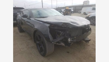 2018 Chevrolet Camaro LT Coupe for sale 101355586