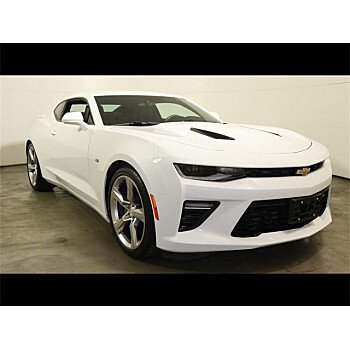 2018 Chevrolet Camaro SS for sale 101407932