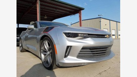 2018 Chevrolet Camaro LT Coupe for sale 101409795