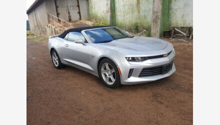 2018 Chevrolet Camaro for sale 101410492