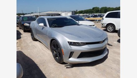 2018 Chevrolet Camaro for sale 101410510