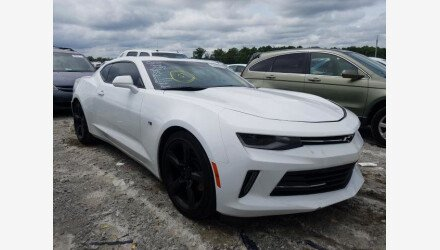 2018 Chevrolet Camaro LT Coupe for sale 101411241