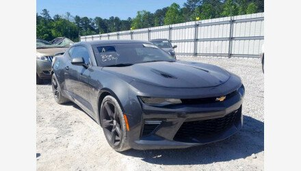 2018 Chevrolet Camaro for sale 101411293