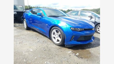 2018 Chevrolet Camaro LT Coupe for sale 101413002