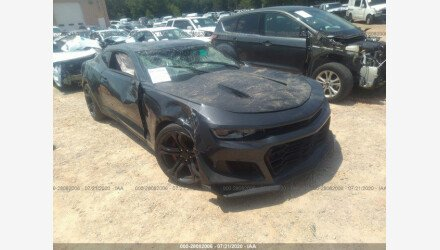 2018 Chevrolet Camaro SS Coupe for sale 101416385